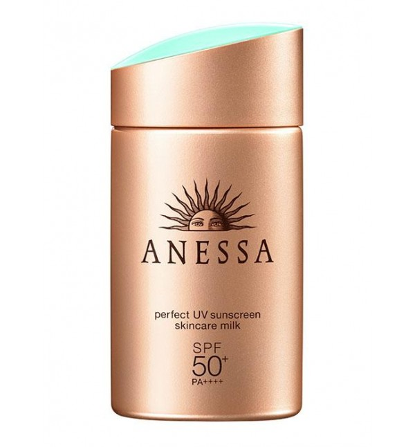 ANESSA Perfect UV Sunscreen Skincare Milk SPF50+