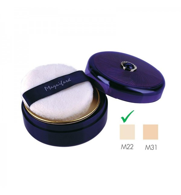 Maquifard Face Powder M22